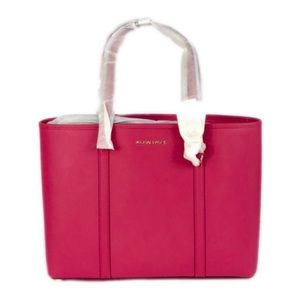 Michael Kors Sady Ultra Pink Lg Tote Leather